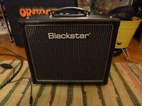 Blackstar HT1 valve amp with Celestion Eight 15 speaker upgrade