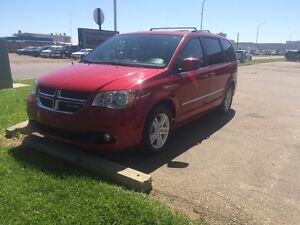 2012 Dodge Grand Caravan Crew Plus Minivan, Van