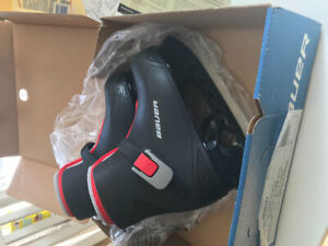 Bauer Kids skating shoes -  almost like new!