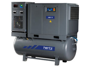 Industrial Air Compressors/Dryers - 5hp to 250hp - We Deliver