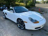 2001 Porsche Boxster 2.7 986 2dr Convertible Petrol Manual