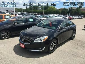 2017 Buick Regal Sport Touring  - Certified - Leather Seats -  H