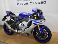 2016 YAMAHA YZF R1 BLUE LOW MILEAGE NICE EXAMPLE