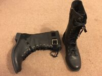 Timberland ladies boots size 4 uk