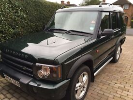 Land Rover Discovery TD5 2004 Auto