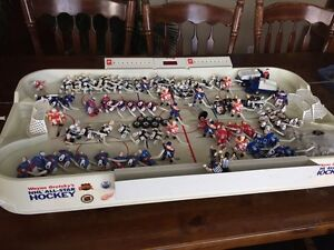 Wayne Gretzky Vintage Table Top with players NHL Hockey Game