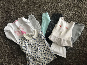 Size 4/5t girl clothes lots