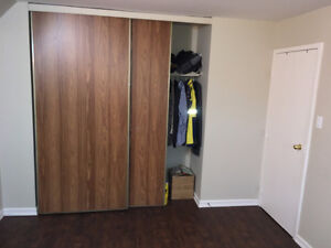 One room on rent in the Two bed room apartment St. John's Newfoundland image 5