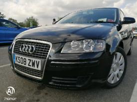 Audi A3 Long MOT Part Exchange Welcome