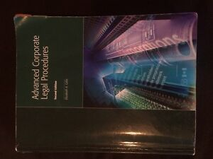 Law clerk level 2 textbooks