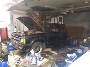 1991 chevy s10