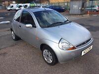 Ford ka 2004 petrol 1.3 full service history manual one year mot low malige