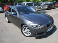 2013 BMW 1 SERIES 116D SE SAT/NAV HATCHBACK DIESEL