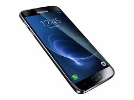 Samsung Galaxy S7 Edge Immaculate Condition - Black Onyx