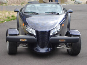 2001 Chrysler Prowler Convertible-Immaculate Condition