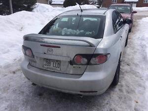 2006 Mazda Mazda6 Autre TRES NEGO URGENT