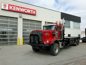 2012 Kenworth C500 Bed Truck REDUCED Call 403-537-2292