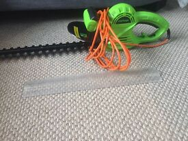 Challenge hedge trimmer