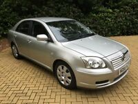 2006 Toyota Avensis Colour Collection ** 1 Owner from New**