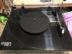 Ion LP Turntable