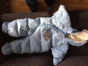 Manteau d'hiver Mexx 4-6 mois