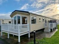 £2,400 SITE FEES! 2 BEDROOM STATIC CARAVAN FOR SALE (FINANCE AVAILABLE)