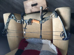 Browning Verado MTS RH Compound Bow