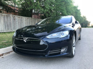 2014 Tesla Model S P85 REDUCED!!!