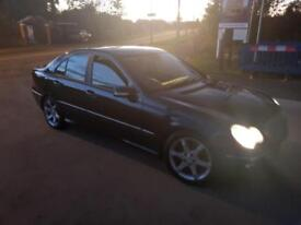 Mercedes-Benz C220 2.1TD auto 2006MY Sport Edition