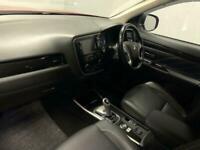 2017 Mitsubishi Outlander 2.0 PHEV 4h 5dr Auto ESTATE Petrol/Plugin Elec Hybrid