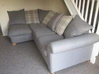 Rupert dfs corner sofa