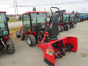 2016 TYM 254HST Tractor Package