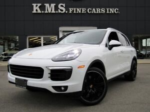 2016 Porsche Cayenne S 420HP!!/ FULLY EQUIPPED/