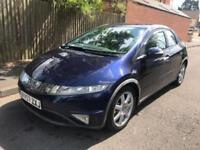 Honda Civic 2.2i-CTDi Sport 2007 57 TURBO DEISEL