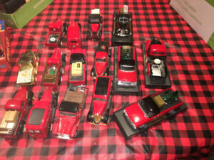 Canadian Tire Diecast Truck Collectibles --Employee Editions