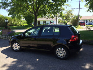 2008 Volkswagen Rabbit S Sedan