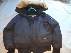 Canada Goose Jacket XS Navy Blue 9/10 Condition