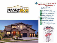 FURNITURE ASSEMBLY AND HANDYMAN SERVICE