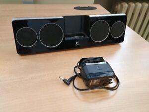 Haut parleur Logitech pour iPhone et iPod