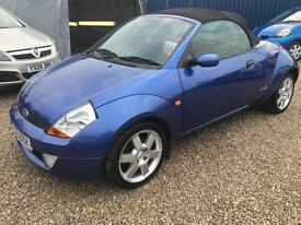 2005 FORD STREETKA 50K FSH NEW MOT WINTER BARGIN