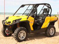 2012 CAN AM COMMANDER  4x4 $12999 !!!