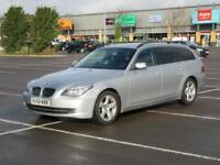 58 BMW 520d 2.0TD SE AUTOMATIC DIESEL TOURING + LEATHER + FSH