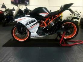 KTM rc390 == we now accept p/x - Sell us your bike