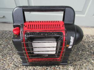 Mr. Heater Buddy portable propane heater