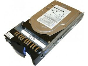 FRU 90P1309 IBM Ultra320 SCSI Internal Hard Drive with Tray