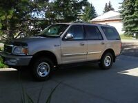 1997 Ford Expedition XLT 5 door