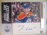 Autograph Hockey Cards Lot 3
