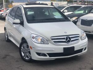 Mercedes-Benz B-Class B 200 Turbo 2008