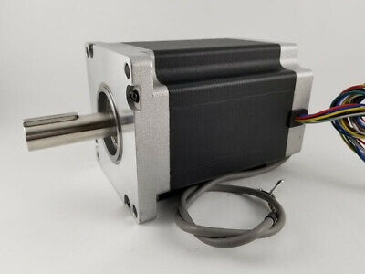 2975 Oz-in Stepper Motor With Encoder For Mill Engraver Cnc