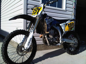 2006-2009 Yamaha YZ450F Parting Out Strathcona County Edmonton Area image 2